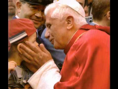 Das Licht Der Sonne - to Pope Benedict XVI - by Enrico Hüllweck, Florence Astaire