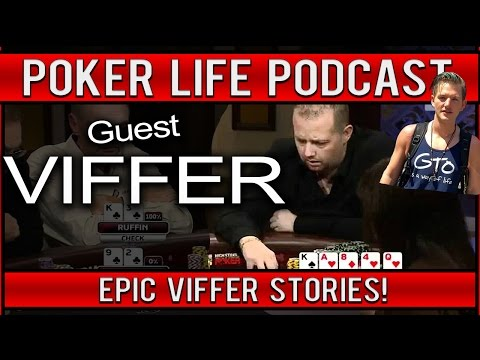 Guest Viffer!!!!     Poker Life Podcast