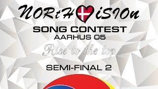North Vision Song Contest 5: Semi-final 2 (Aarhus)