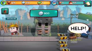 No Zombies Allowed Gameplay HD - Best Free Game Of The Day June 17, 2012 For iOS