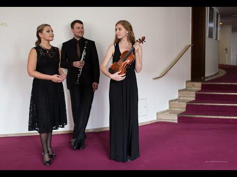 """Trio Sérénade. Piazzolla """"Oblivion"""""""