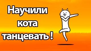 Научили кота танцевать ! ( Battle Cats )
