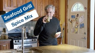 🔵 Seafood Grill Seasoning Mix Recipe