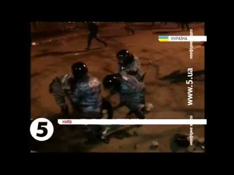 Ukrainian police it is criminals by law.
