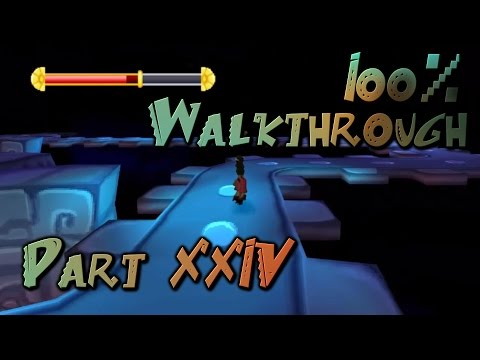 the-emperor's-new-groove-(ps1)-100%-walkthrough-part-24:-catacombs-chapter-4