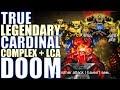 TRUE LEGENDARY CARDINAL   Complex Doom + LCA   Hell Revealed (Map 12)