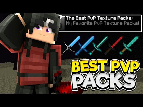 iSparkton's Top 5 Favorite PvP Texture Packs!