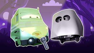 Compilation di Halloween di CarCity 🎃 Un'ora di Cartoni Paurosi 👻 Cartoni Animati di Halloween