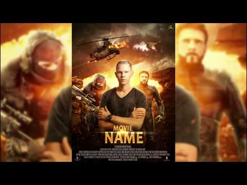 How to design movie poster in photoshop cc tutorial