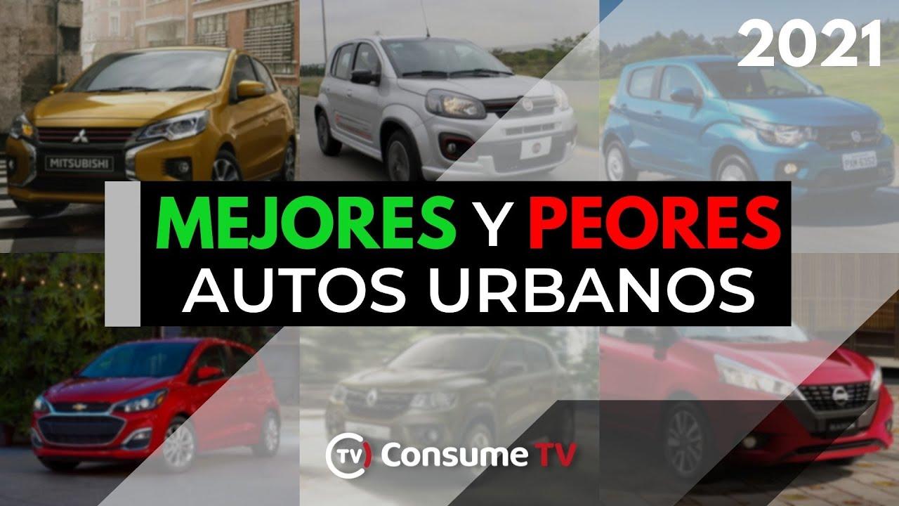 Los MEJORES y PEORES CITY CARS que puedes comprar