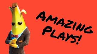 Clutch Amazing Plays!