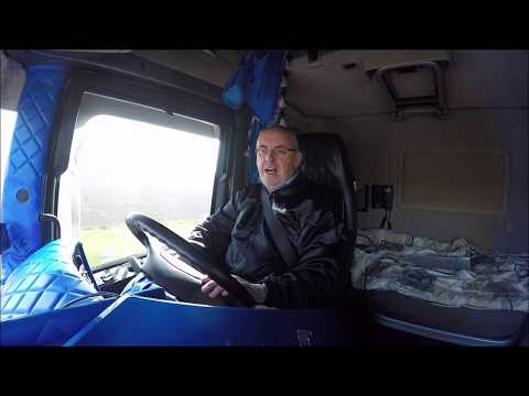 Trucker Ned Kelly Ireland.