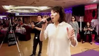 問我+ 風雲+ 檳城艷-- Ah Lam & Fanny -- 3L樂隊五周年聯歡晚會160528 2...