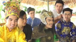 Lời tâm sự đầy tâm huyết của các nghệ sĩ trong Kịch lịch sử Chiến thắng quân Nguyên Mông
