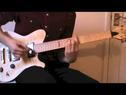 Runaway Baby - Bruno Mars guitar cover - YouTube