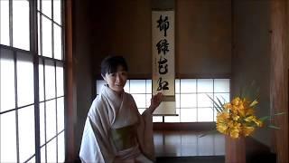 「花は紅 柳は緑」という茶掛の言葉があります。「ありのまま」そのままといいますが、、、本当か?常識や思い込みを一度捨て、本質を見る...