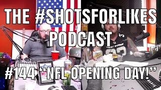 "#144 ""NFL Opening Day!"""