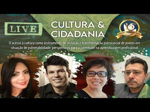 LIVE - Cultura e Cidadania :Perspectivas para a Juventude na Aprendizagem Profissional
