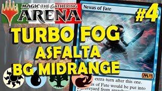 (ITA) Turbo Fog vs Golgari Midrange e Bianco Nero Vampiri #4 (MTG Arena)