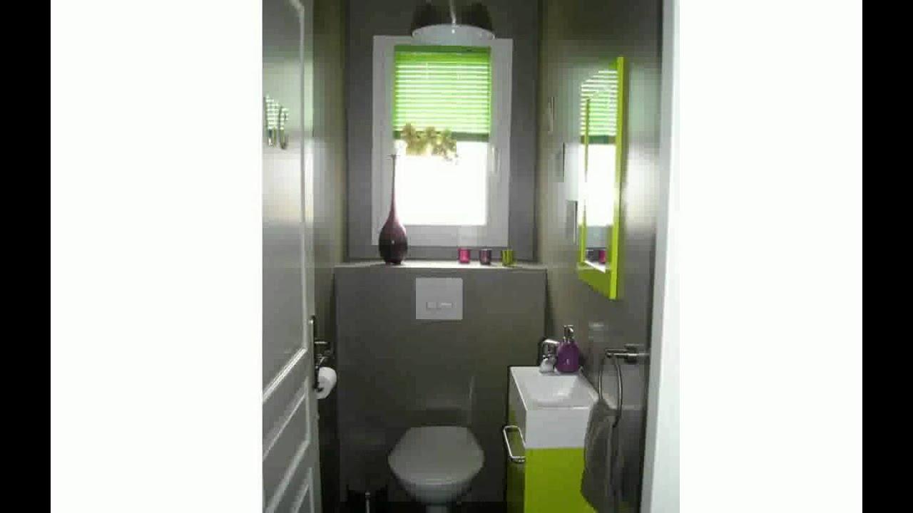Toilettes Moderne | Couleur Peinture Pour Des Idées Pour Votre Maison