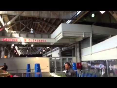 NFL Quarterback Challenge At Pier 35 SF #NFLKickoff #SB50