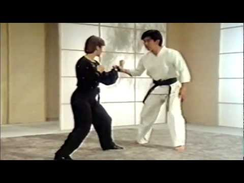 Defend Yourself - Cynthia Rothrock