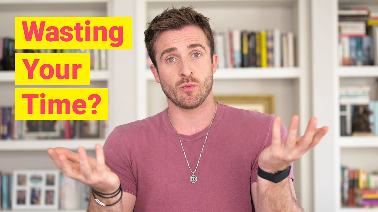 Is He Wasting Your Time? (The Top 2 Red Flags to Watch For) (Matthew Hussey)