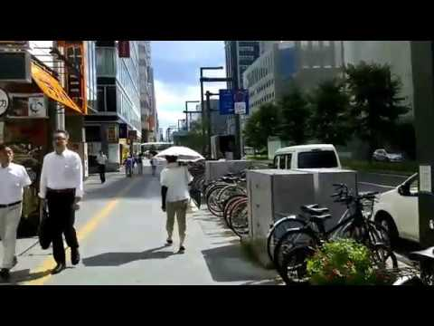 walking in Sapporo, Japan / 在日本札幌走一圈 / 札幌で散歩している
