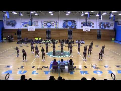 High School Varsity Cheer Off 2015 @ Ribault