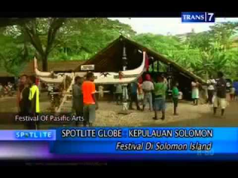 Mau Tau Keindahan Kepulauan Solomon