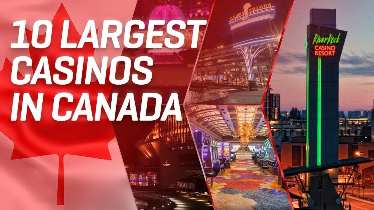 Top Canadian Casinos