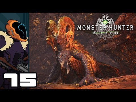 Let's Play Monster Hunter World - PS4 Gameplay Part 75 - Just Live!