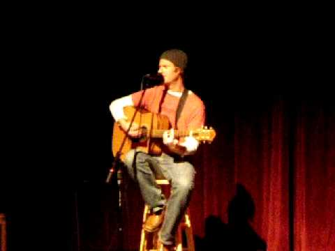 Brian C. Leonard at the UCDavis Talent show