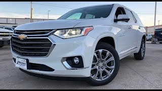 The Redesigned 2018 Chevrolet Traverse Premier (3.6L V6) - Review