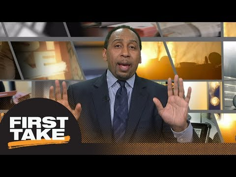 Stephen A. sounds off on Jets willing to 'pay whatever it takes' for Kirk Cousins | First Take | ESP