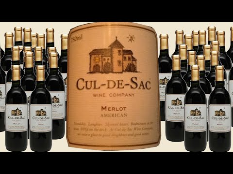 Cul-De-Sac Wine Review