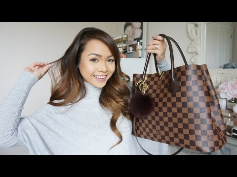 Pack With Me | Carry On Personal Item | LV Kensington | Charmaine Dulak