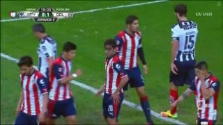 Monterrey vs Chivas 2 2 Resumen COMPLETO Jornada 2 Clausura 2017 Liga Mx GOLES Y JUGADAS HD !