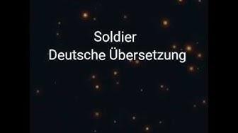 Soldier deutsche Übersetzung
