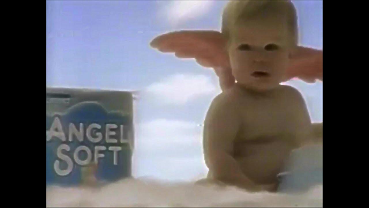Angel Soft Bathroom Tissue Tv Commercial Hd Youtube