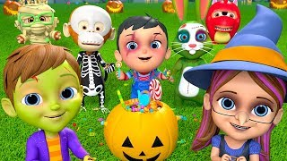 Who took the Goodies | Kids Halloween Songs & More Nursery Rhymes by Little Treehouse