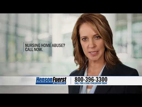 Nursing Home Abuse & Neglect Lawyers   Henson Fuerst Law Firm