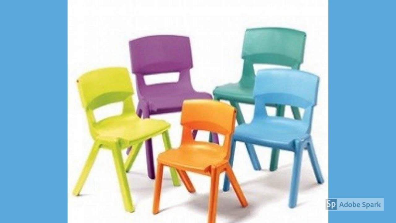 Postura Plastic Chairs School