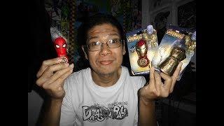 Unboxing & Review : Gantungan Kunci Avengers Infinity War