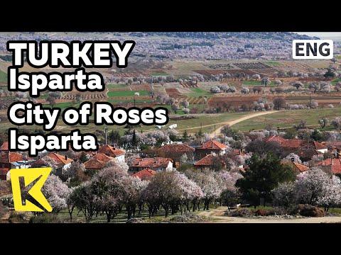 【K】Turkey Travel-Isparta[터키 여행-이스파르타]장미의 도시 이스파르타/City of Roses/Rose oil/Lavender