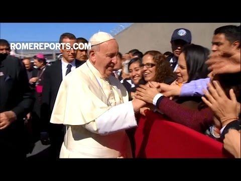 Đức Giáo Hoàng thăm nhà tù ở Mexico và kêu gọi cải thiện các chương trình tái hòa nhập xã hội