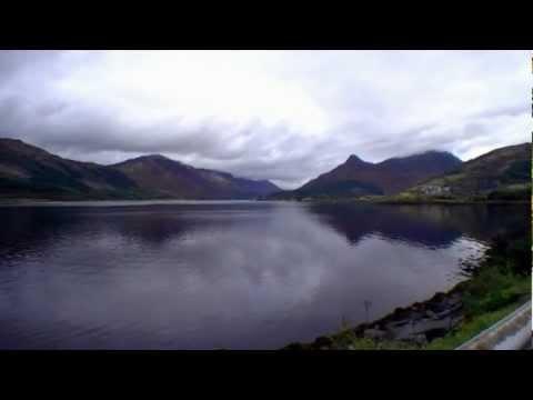 Spectacular Loch Leven - Scotland
