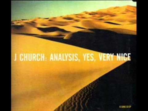 J Church - At the cannery