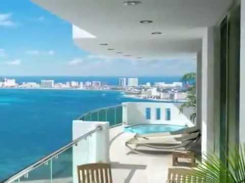 Novo Cancun Condominiums - YouTube.flv