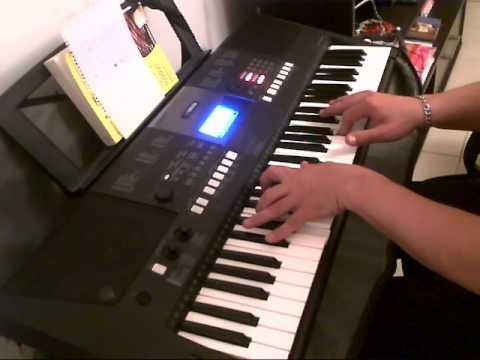 Virus - Tomo lo que encuentro - Piano (Improvisación)